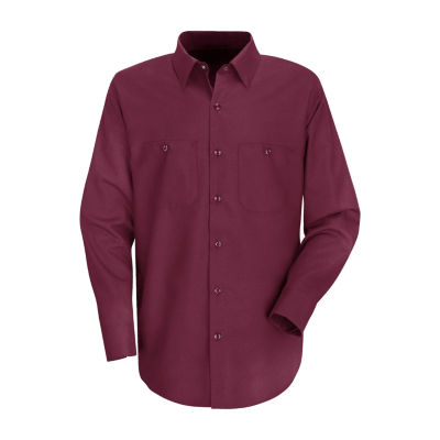 Red Kap® SP14 Industrial Solid Work Shirt