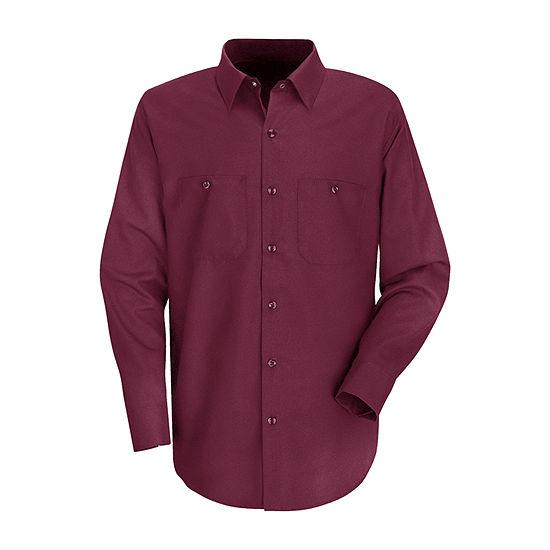 Red Kap® SP14 Industrial Solid Work Shirt