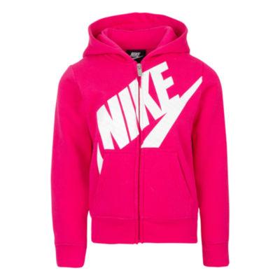 Nike N/A Hoodie-Preschool Girls