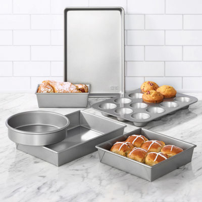 Chicago Metallic 6-pc. Bakeware Set