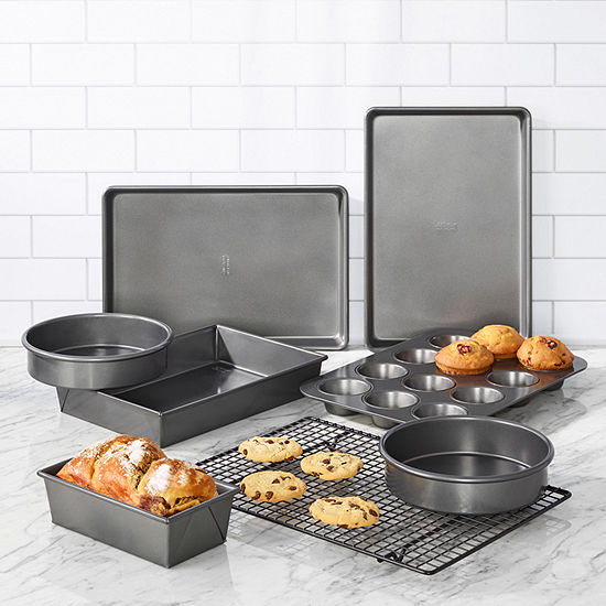 Chicago Metallic 8-pc. Bakeware Set