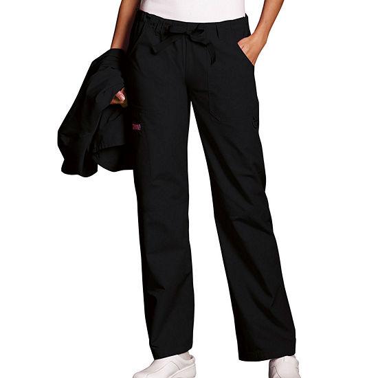Cherokee 4020 Womens Scrub Cargo Pants - Plus & Tall