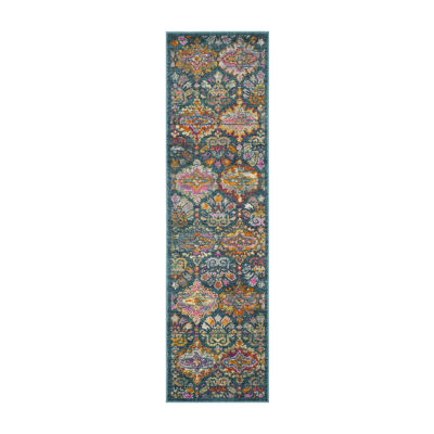 Safavieh Madison Collection Alina Geometric Runner Rug