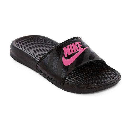 Nike Womens Benassi JDI Slide Sandals