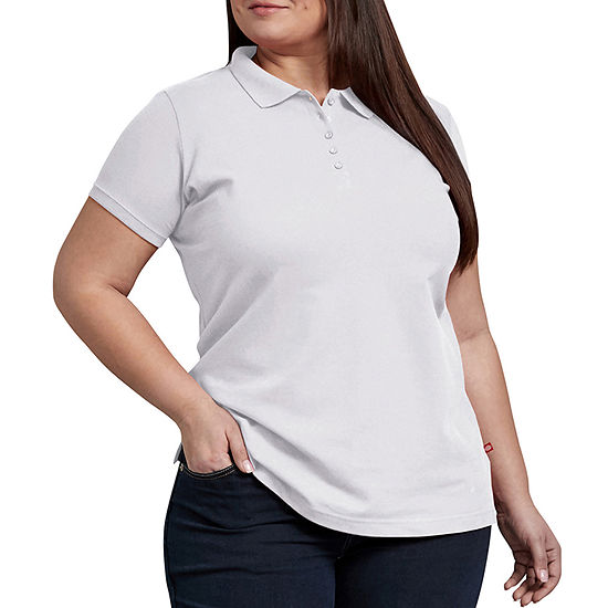 Dickies® Solid Pique Polo - Plus