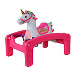 Rockin Rider Starlight Grow-With-Me Unicorn