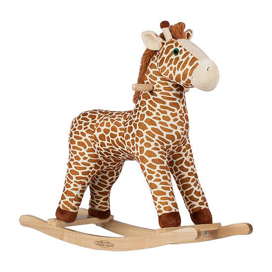 Rockin Rider Gerry The Rocking Giraffe