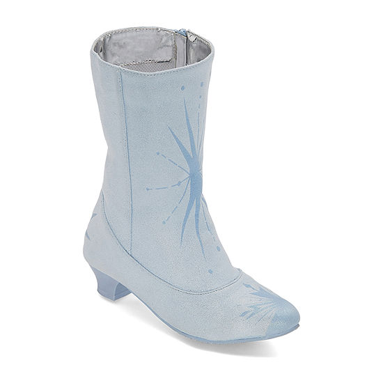 "Disney Collection Frozen 2 Elsa Dress Up Boot 1 1/4"" Heel"""