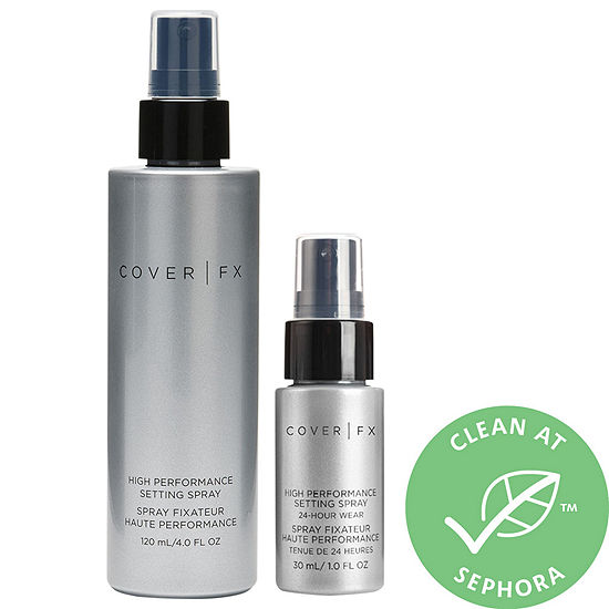 COVER FX High Performance Setting Spray Duo