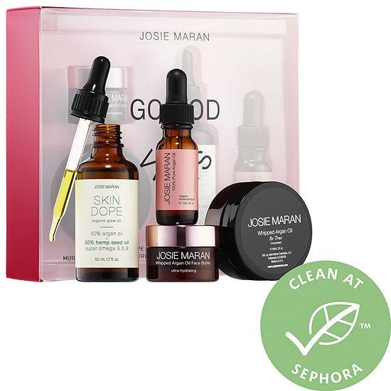 Josie Maran Good Vibes Glow Set ($108.00 value)
