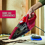 Dirt Devil® SD20005RED Scorpion Quick Flip Corded Bagless Handheld Vacuum