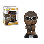 Funko Pop! Star Wars Solo A Star Wars Story Collectors Set - Han Solo Chewie W/ Goggles Lando Main Outfit & L3-37