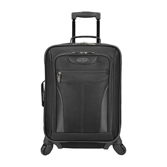 Travelers Choice Charleville 20 Inch Carry-on Luggage