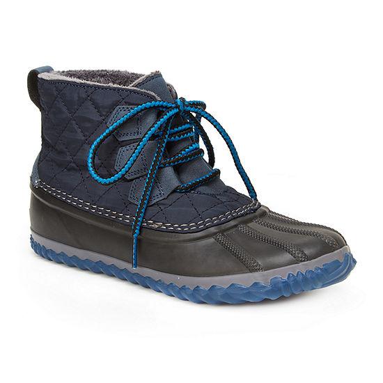 JBU By Jambu Womens Nala Water Resistant Flat Heel Rain Boots