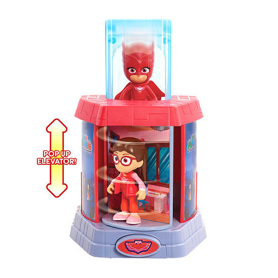 PJ Masks Transforming Figures Playset