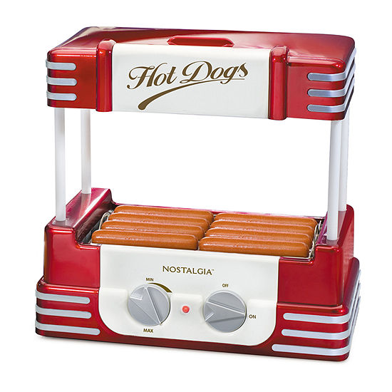 Nostalgia™ HDR8RR Retro Hot Dog Roller
