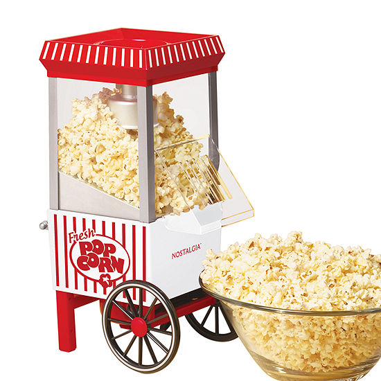 Nostalgia™ OFP521 Old Fashioned Hot Air Popcorn Maker