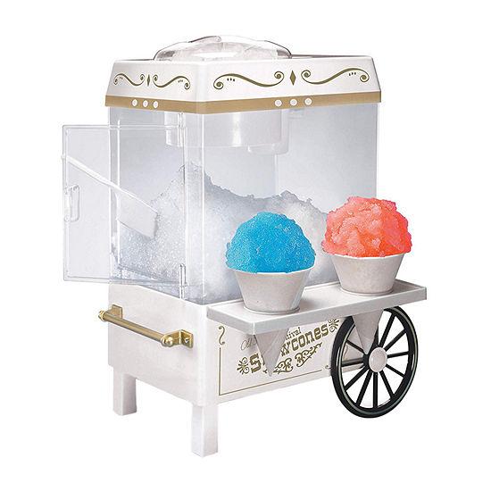 Nostalgia™ SCM525WH Snow Cone Maker White