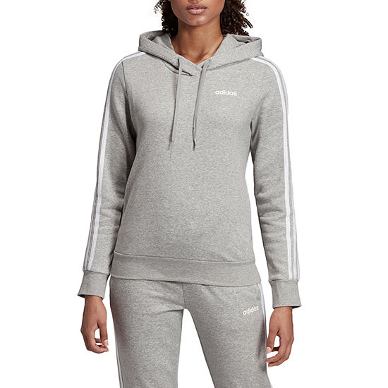 adidas Women's Hooded Neck Long Sleeve Hoodie
