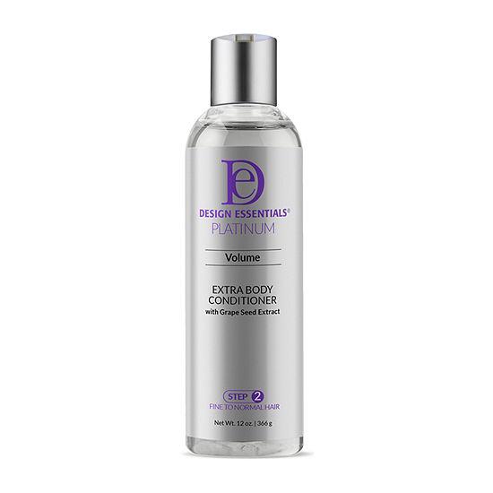 Design Essentials Platinum Extra Body Conditioner - 12 oz.