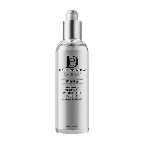 Design Essentials Platinum Weightless Hair Serum-4 oz.