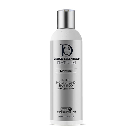 Design Essentials Platinum Deep Moisturizing Shampoo - 12 oz.