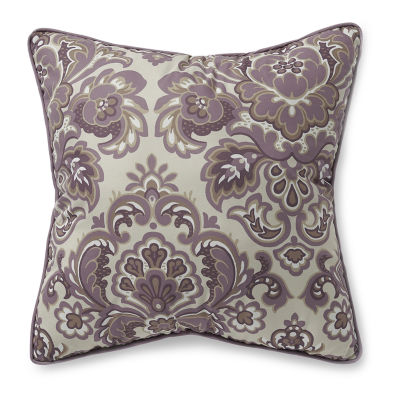 Home Expressions Hayden Square Throw Pillow
