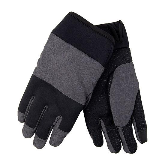 Exact Fit™ Reflective Elastic Strap Men's Gloves