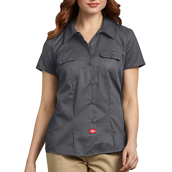 Dickies® Women's Short-Sleeve Work Shirt
