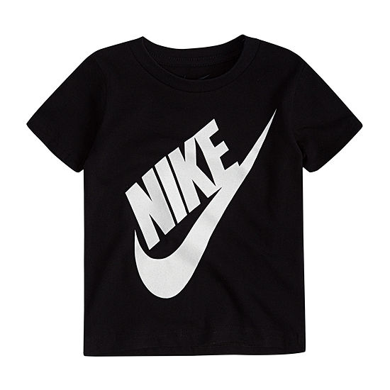 Nike Toddler Boys Crew Neck Short Sleeve Graphic T-Shirt