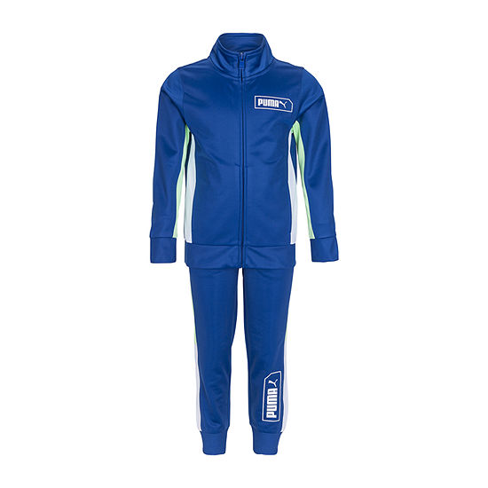 Puma Toddler Boys 2-pc. Tonal Track Suit