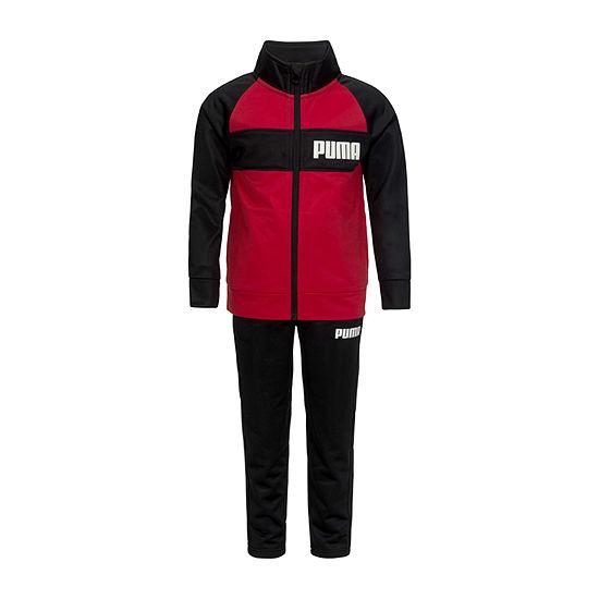 Puma Toddler Boys 2-pc. Tonal Track Suit