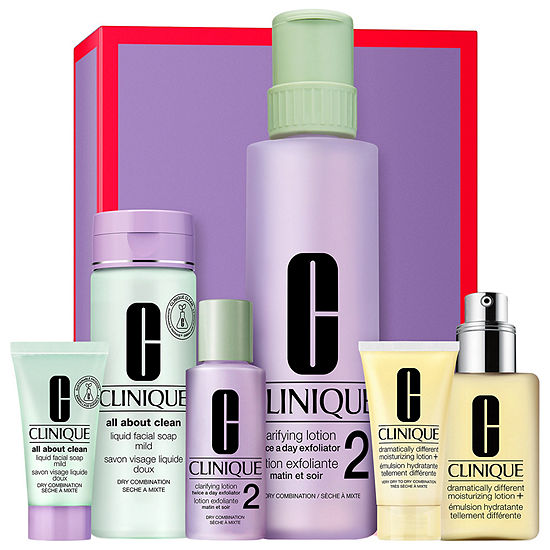 CLINIQUE Great Skin Everywhere - Dry & Combination Skin