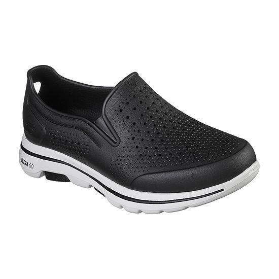 Skechers Mens Go Walk 5 Easy Going Slip-On Shoe