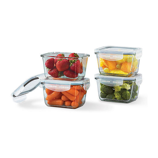 Mason Craft And More 15 Oz 8-pc. Food Container