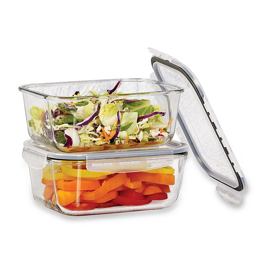Mason Craft And More 51 Oz 4-pc. Food Container