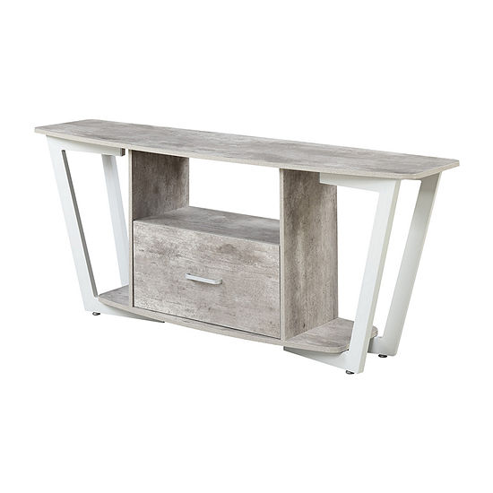 Convenience Concepts Graystone Accent Furniture TV Stand