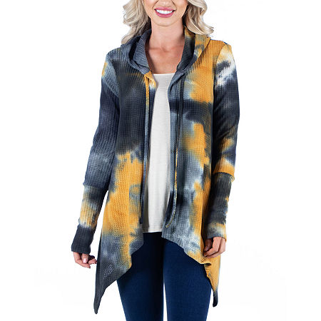 24/7 Comfort Apparel Knit Lightweight Softshell Jacket, Small , Gray