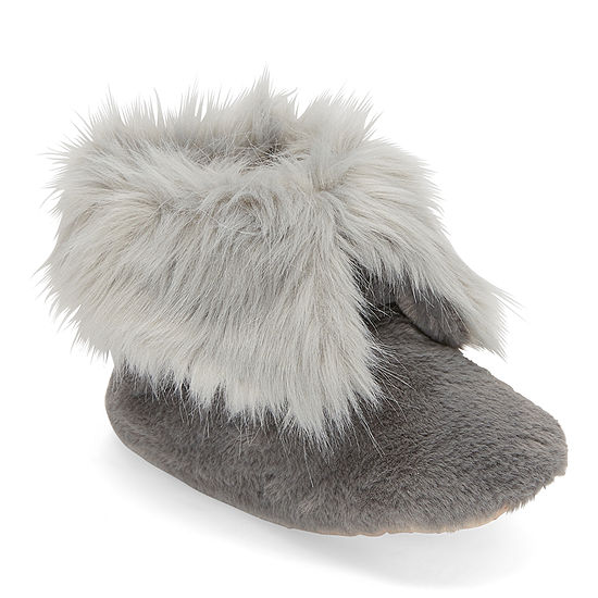 Mixit Womens Bootie Slippers