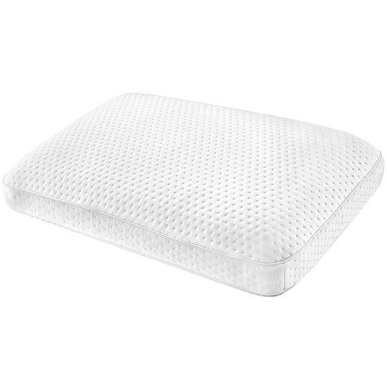 SensorPEDIC® Luxury Extraordinaire Gusseted Memory Foam Bed Pillow
