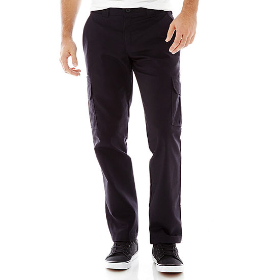 9ad48a6b09f Dickies Slim Fit Straight Leg Twill Cargo Pant JCPenney