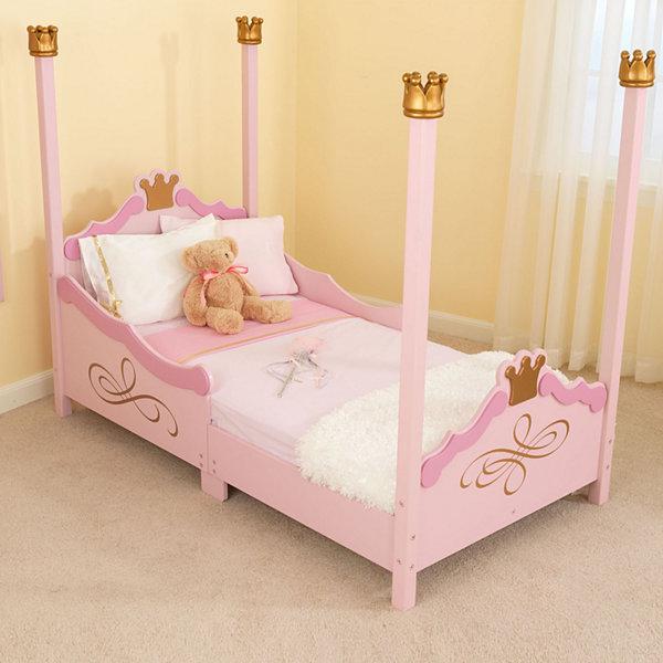 KidKraftR Princess Toddler Bed