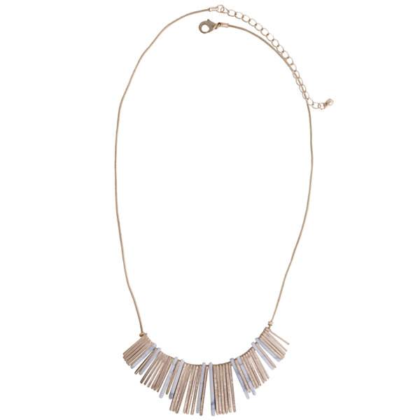 a.n.a White Statement Necklace