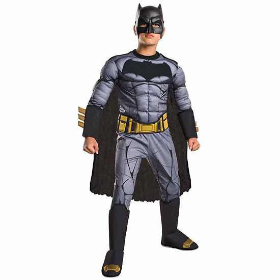 Batman v Superman: Dawn of Justice - Kids Deluxe Batman Costume