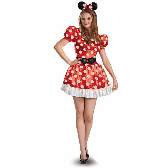 Minnie Mouse Classic Adult Costume