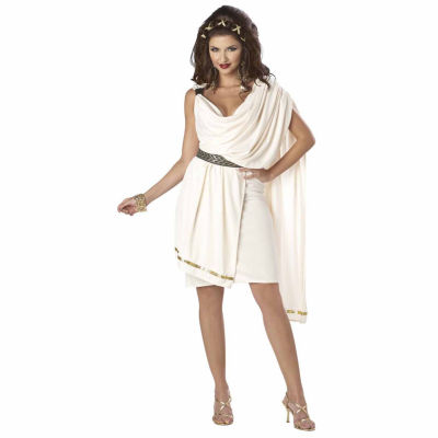 Buyseasons Deluxe Classic Toga (Female) Adult Costume