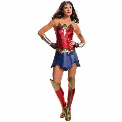 Batman v Superman: Dawn of Justice - Deluxe WonderWoman Costume For Women