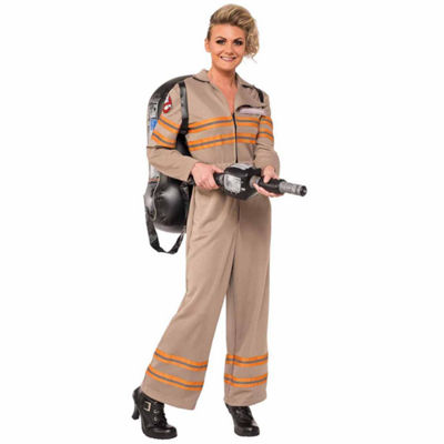 Buyseasons Ghostbusters Movie: Ghostbuster Female Deluxe Adult Costume