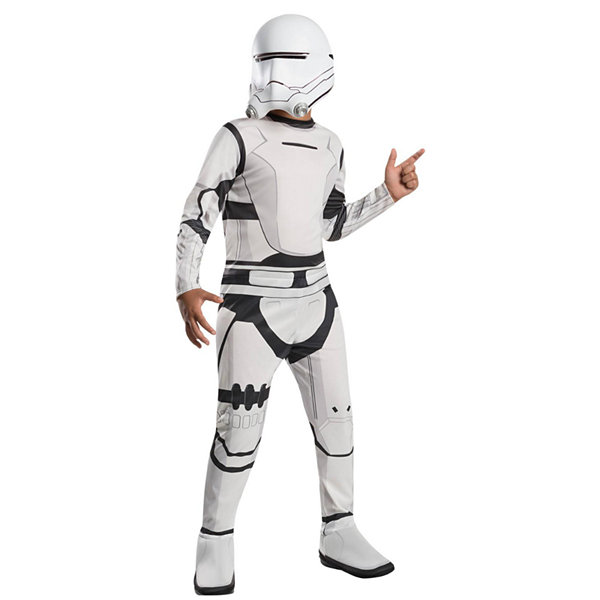 Star Wars: The Force Awakens - Boys Classic Flametrooper Costume