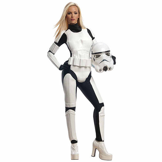 Star Wars Stormtrooper Adult Womens Costume Womens Costume